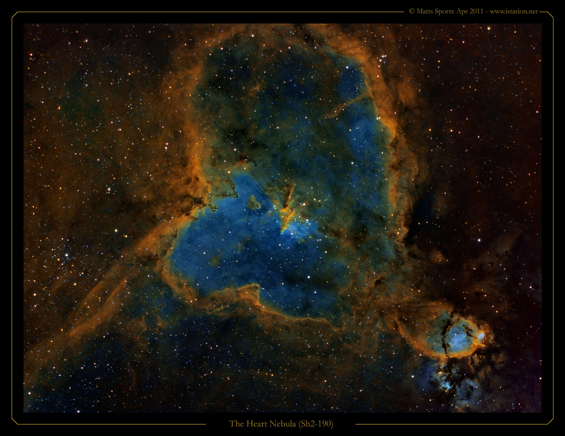 Blue and Red Nebula Hubble - Pics about space