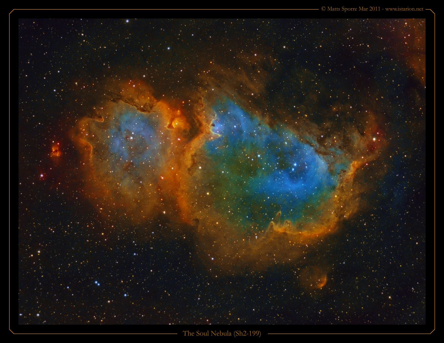 blue nebula hubble-#5